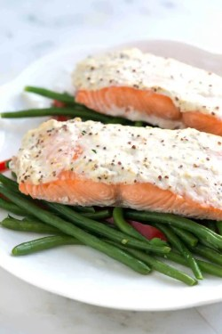 Contemporary Salmon Burgers Sour Cream Easy Sour Cream Baked Salmon Recipe What Goes Good Salmon Patties What Goes Good How To Make Our Easy Baked Salmon Recipe Ped