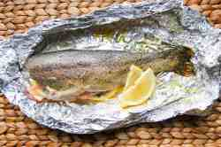 Favorite Minute Oven Baked Trout Recipe Easy Minute Oven Baked Trout Recipe Grilled Steelhead Trout Recipes Grilled Trout Recipes Fillet