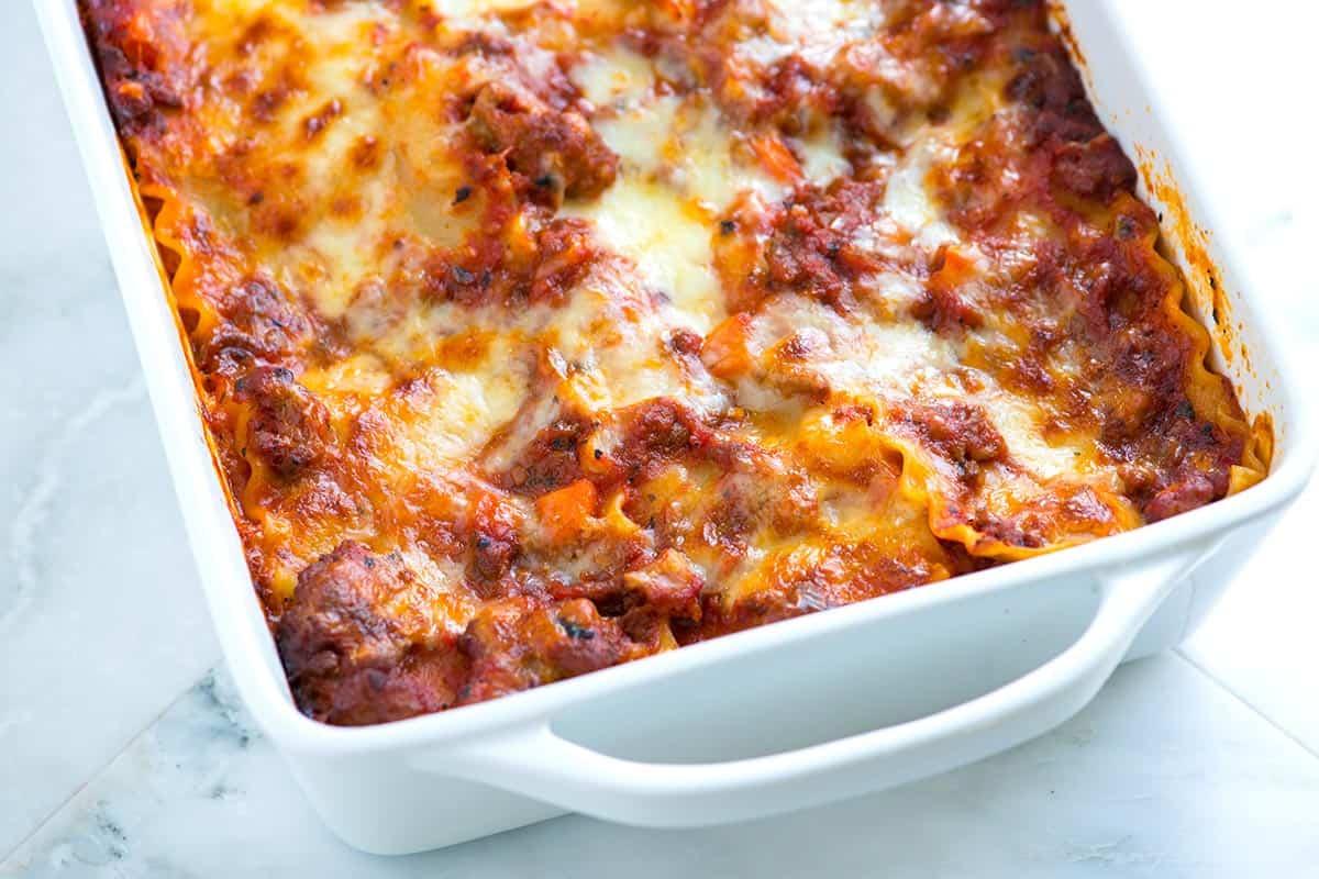 Fullsize Of Ground Beef Pasta Recipes