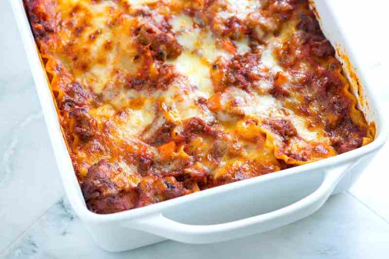 Large Of Ground Beef Pasta Recipes