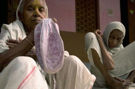 vrindavan widows