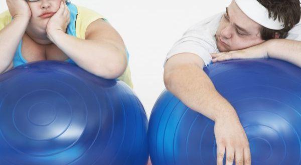 don't feel like exercising