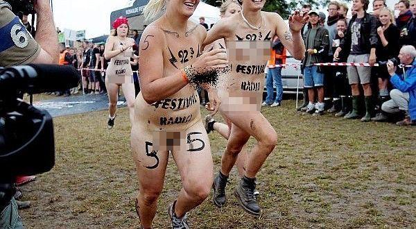 Photos Of World Naked Run 27