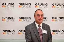 Frank Ovaitt at 6th Annual Grunig Lecture [Efe Abugo Photography]