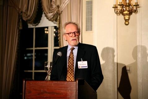 Alexander Hamilton Medal recipient Björn Edlund, Edelman