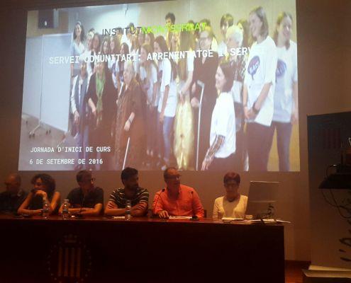 presentació acadèmia ciències