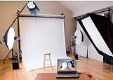 Curso de Estúdio Fotográfico