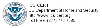 US CERT Contact Info