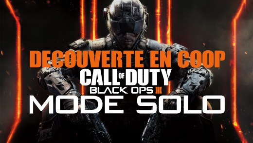 [D] Call of Duty Black Ops III - Mode Solo