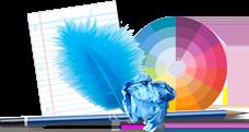 Grafica web design