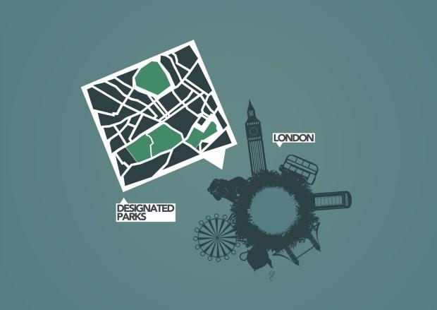 Re-earth: London's green designated areas