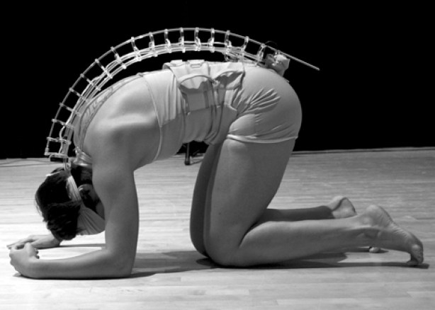 Joseph Malloch and Ian Hattwick,  instrumented bodies musical digital prostheses spine