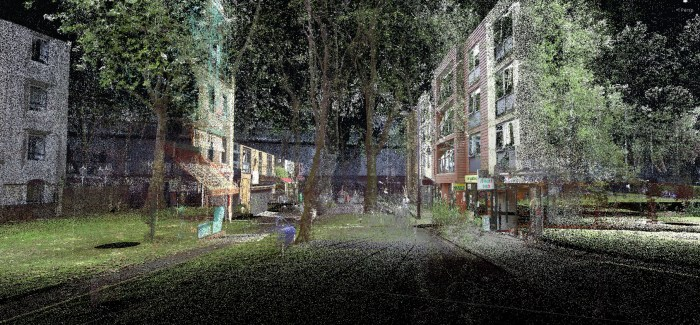 The Palimpsest: Changing cities with virtual reality