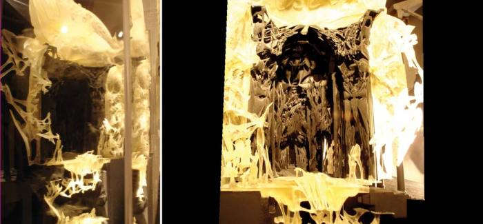 Sublime Flesh Exhibition