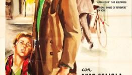 LADRI DI BICICLETTE - Italian Four Foglio Poster by Ercole Brini