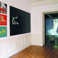 peinture & vidéo #2 // CHIARA PIRITO & MATHIEU WEILER