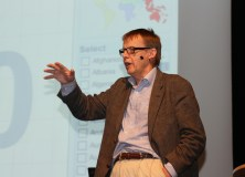 Interview with Hans Rosling, developer of Trendalyzer