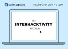 Two hours of Interhacktivity: #hackshangout