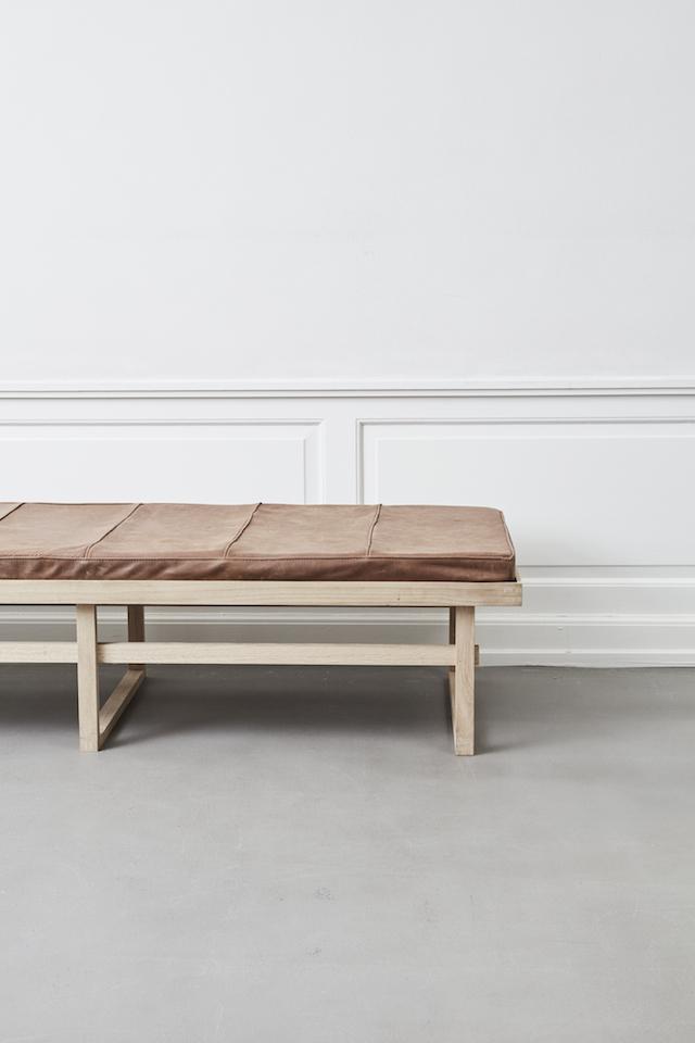 A match made in Scandinavian-heaven   Christina Dam   Vertical Bench