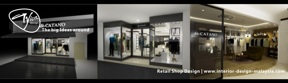 Malaysia Interior Design   Commercial   Retail Shop Interior Design     Retail Interior Design