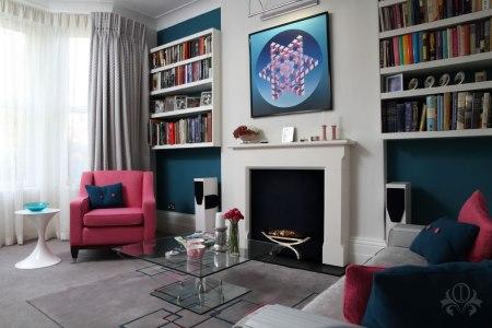 lounge interior designer oxshott esher surrey