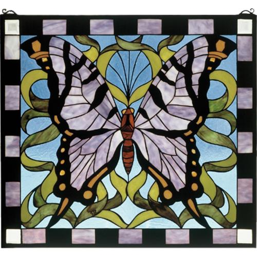Medium Crop Of Stained Glass Butterfly