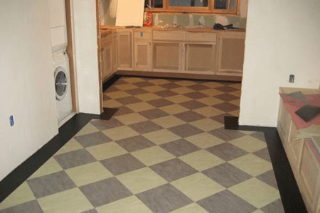 quarry tile kitchen floor