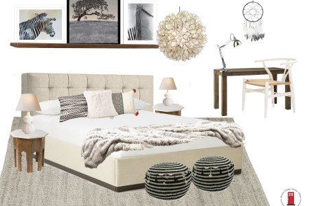 interior design service online earthy and modern master