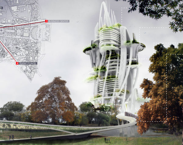 Architecture of Future: eVolo Skyscraper Competition