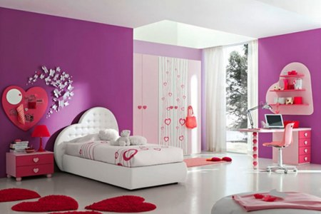 cute girls bedroom furniture