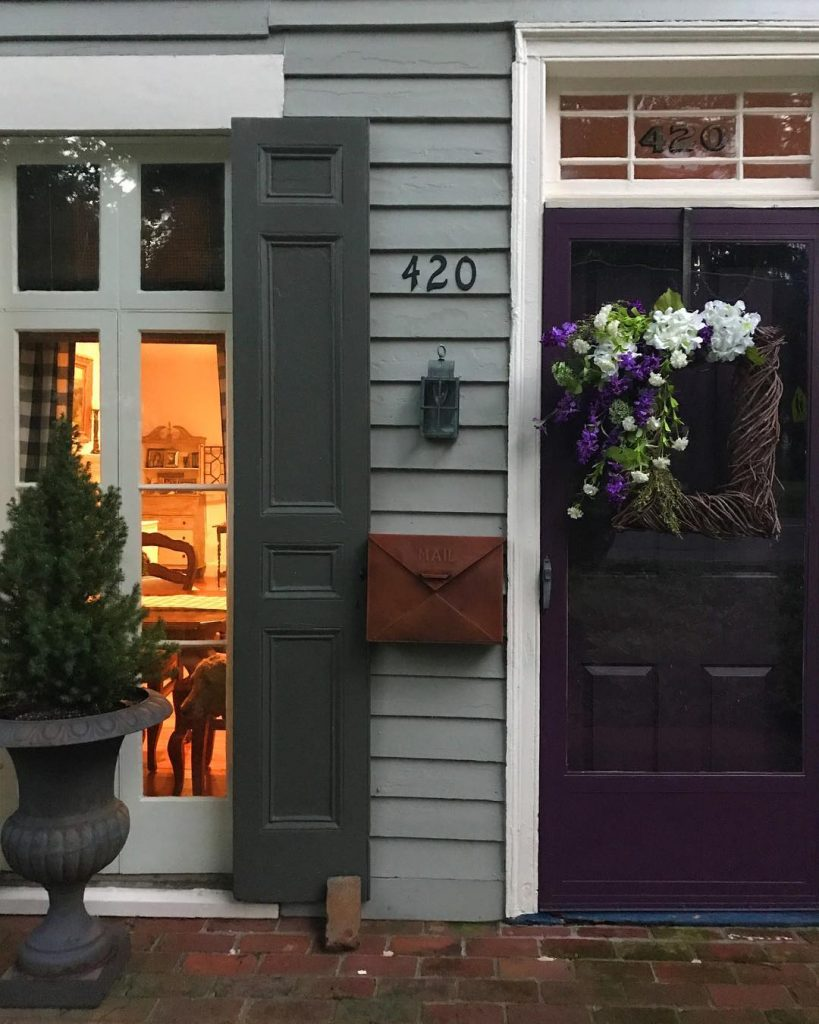 Shapely Benjamin Moore Autumn Purple Exterior Paint Color Purple Interiors By Color Interior Purple Paint Colors Behr Purple Paint Colors Crown houzz-02 Purple Paint Colors