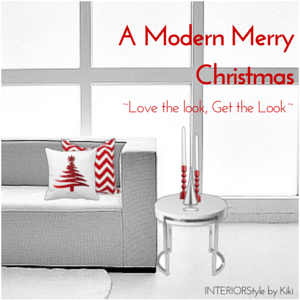 Have a Modern Merry Christmas