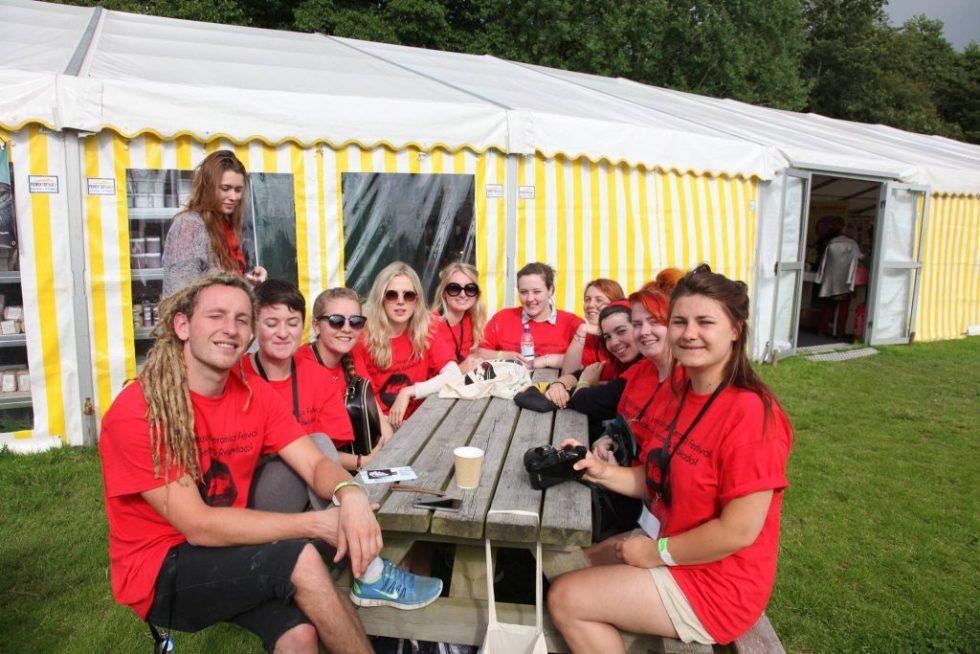 2015 Festival Assistants