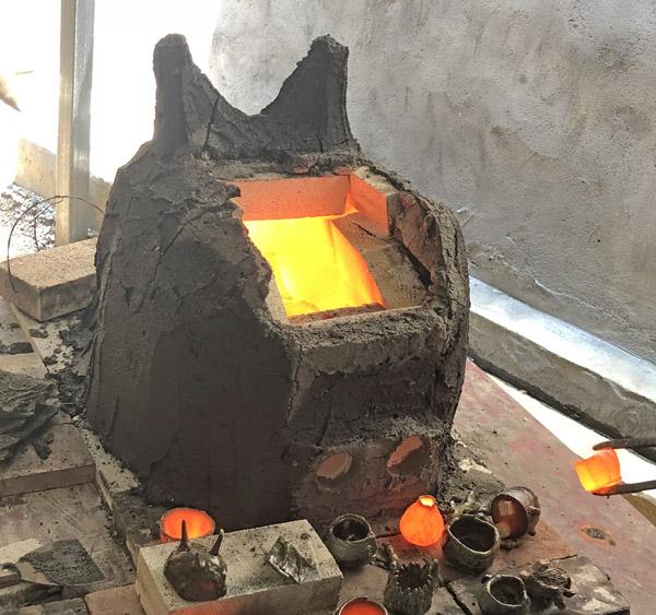 Liming kiln