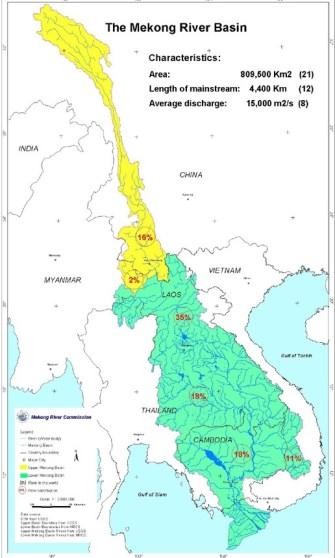 Mekong River Basin