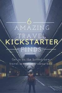 Travel Kickstarters
