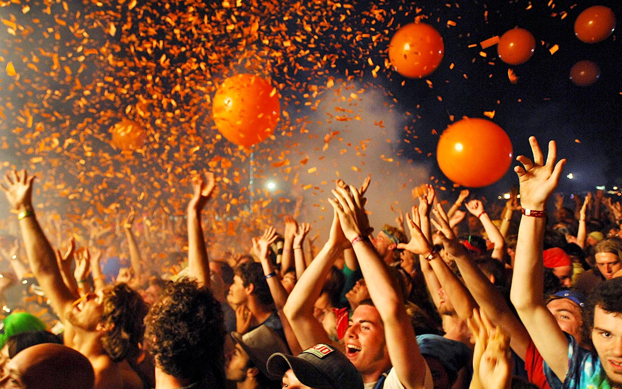 Some of the best upcoming music festivals!