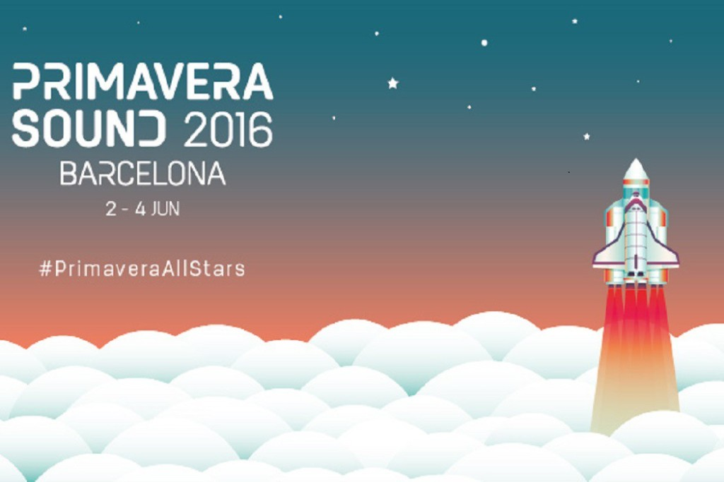 Primavera Sound Festival 2016 – Barcelona – 1/5 June