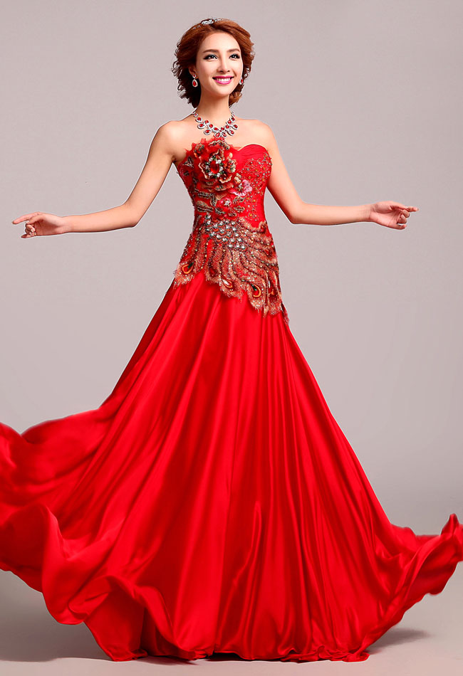 Asian-inspired-mandarin-red-Chinese-dress  (16)
