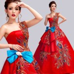Asian-inspired-mandarin-red-Chinese-dress  (21)