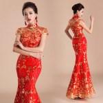 Asian-inspired-mandarin-red-Chinese-dress  (3)