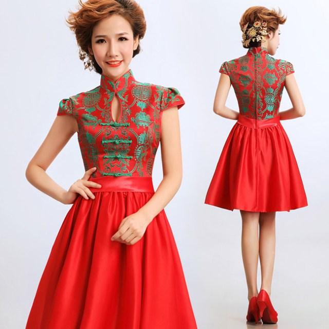 Asian-inspired-mandarin-red-Chinese-dress (33)