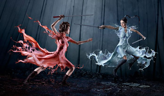Models-wearing-liquids-Jaroslav-Wieczorkiewicz