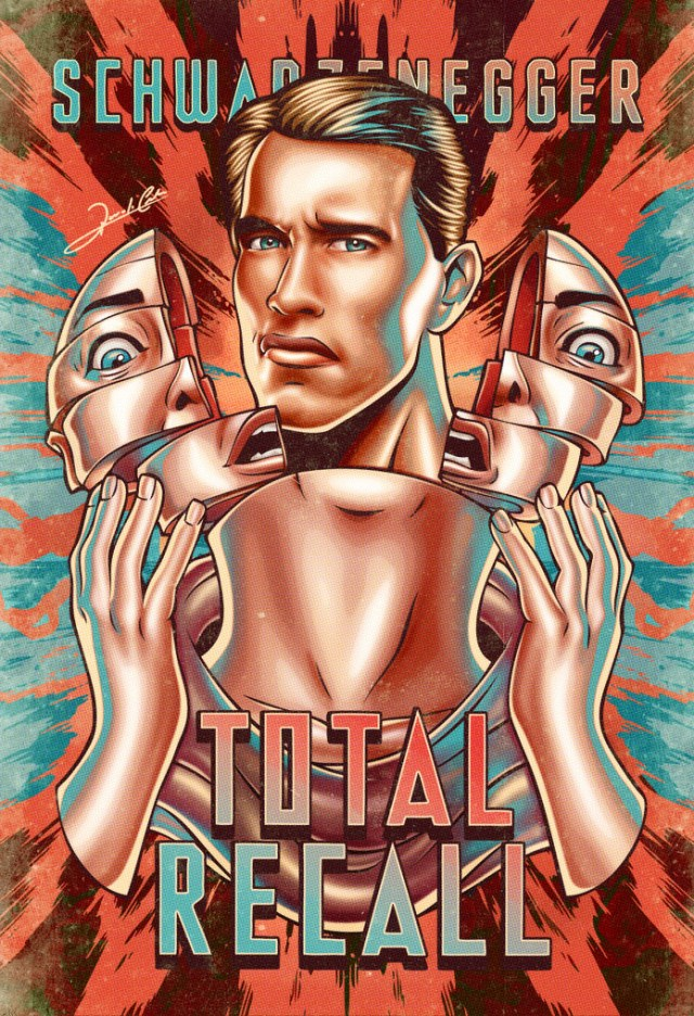 total_recall_popposter_Pin_Up_Movie_Posters