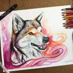 Pencil_Marker_Animal_illustrations_By_Katy_Lipscomb (13)
