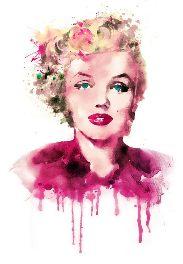 marilyn-monroe-by-marian-voicu