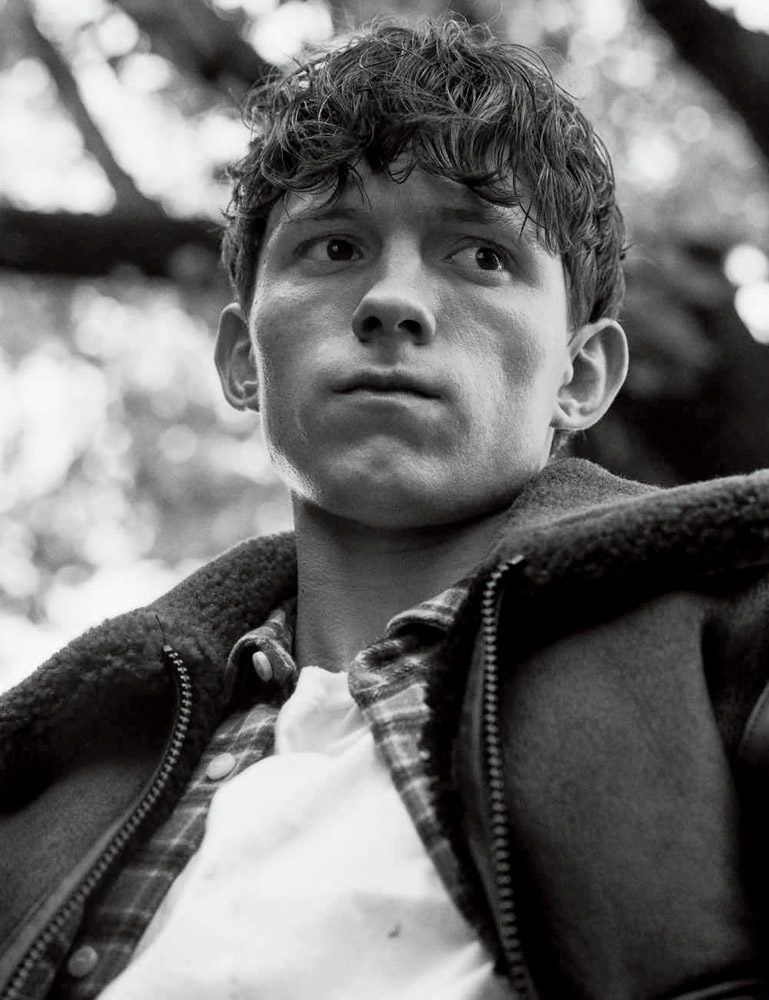 Tom Holland   Interview Magazine View Full Images