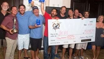 Jichi Wins Scrub Island BVI Blue Marlin Tournament