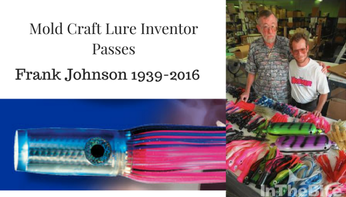 Mold Craft Lure Inventor Passes