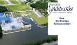 Saunders Yachtworks Adds Dry Storage